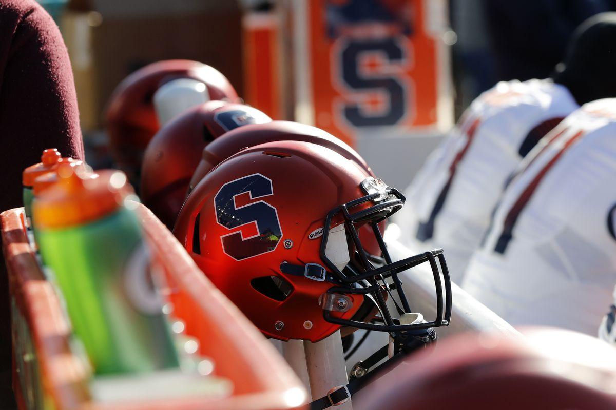 COLLEGE FOOTBALL: NOV 24 Syracuse at Boston College