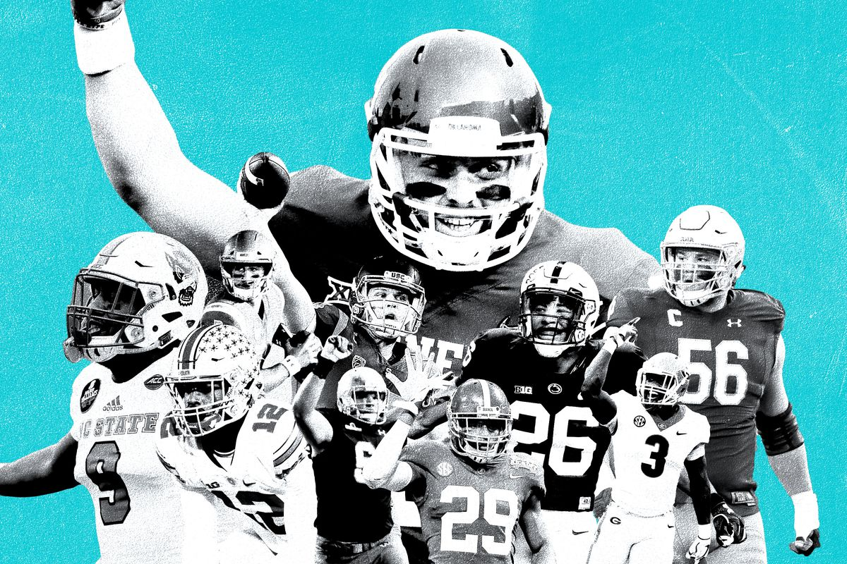 The 2018 NFL Draft First-Round Grades - The Ringer 3e6c1b270
