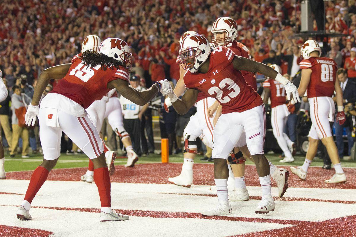 NCAA Football: Nebraska at Wisconsin