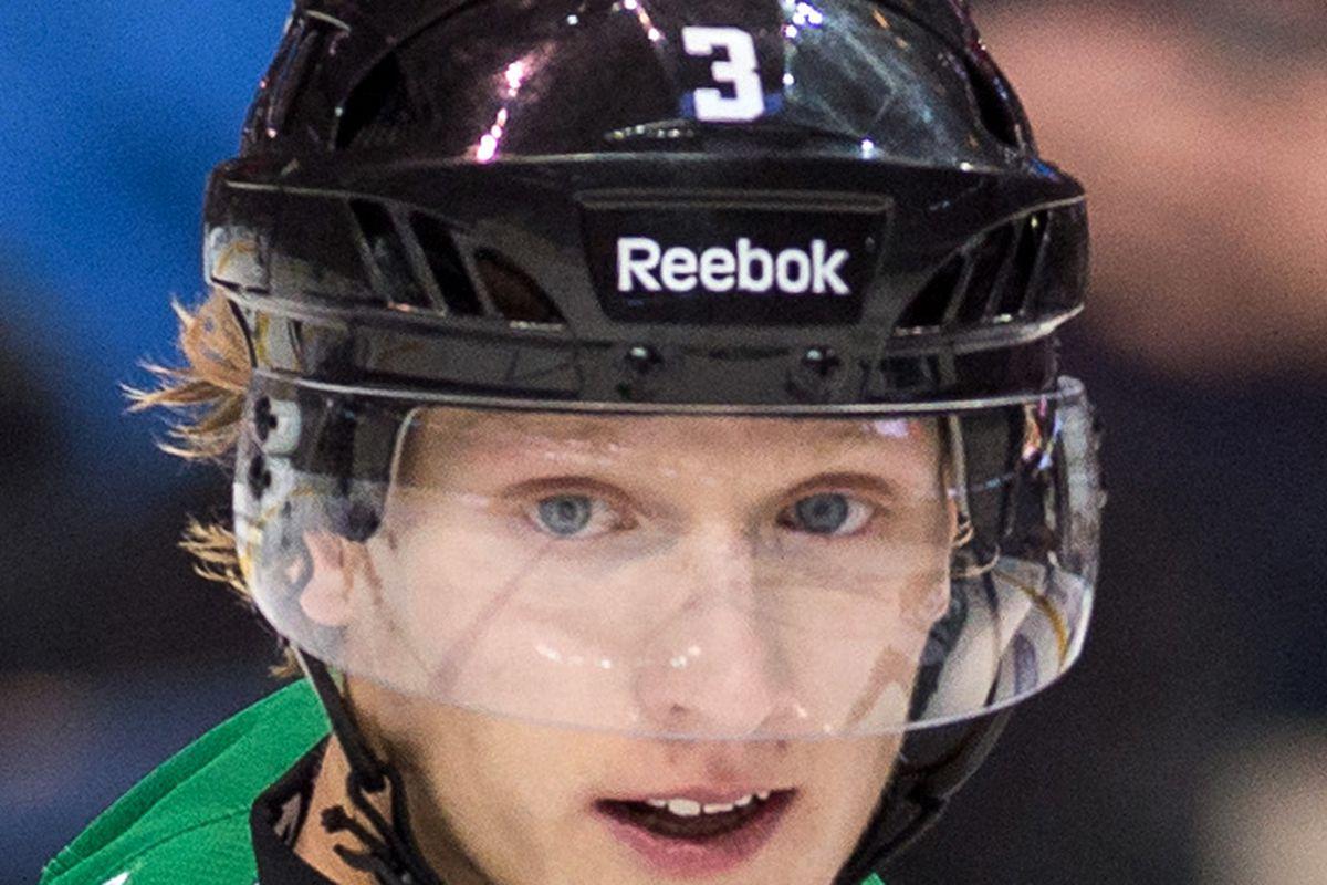 """Dallas has their own """"Johnny Hockey"""""""