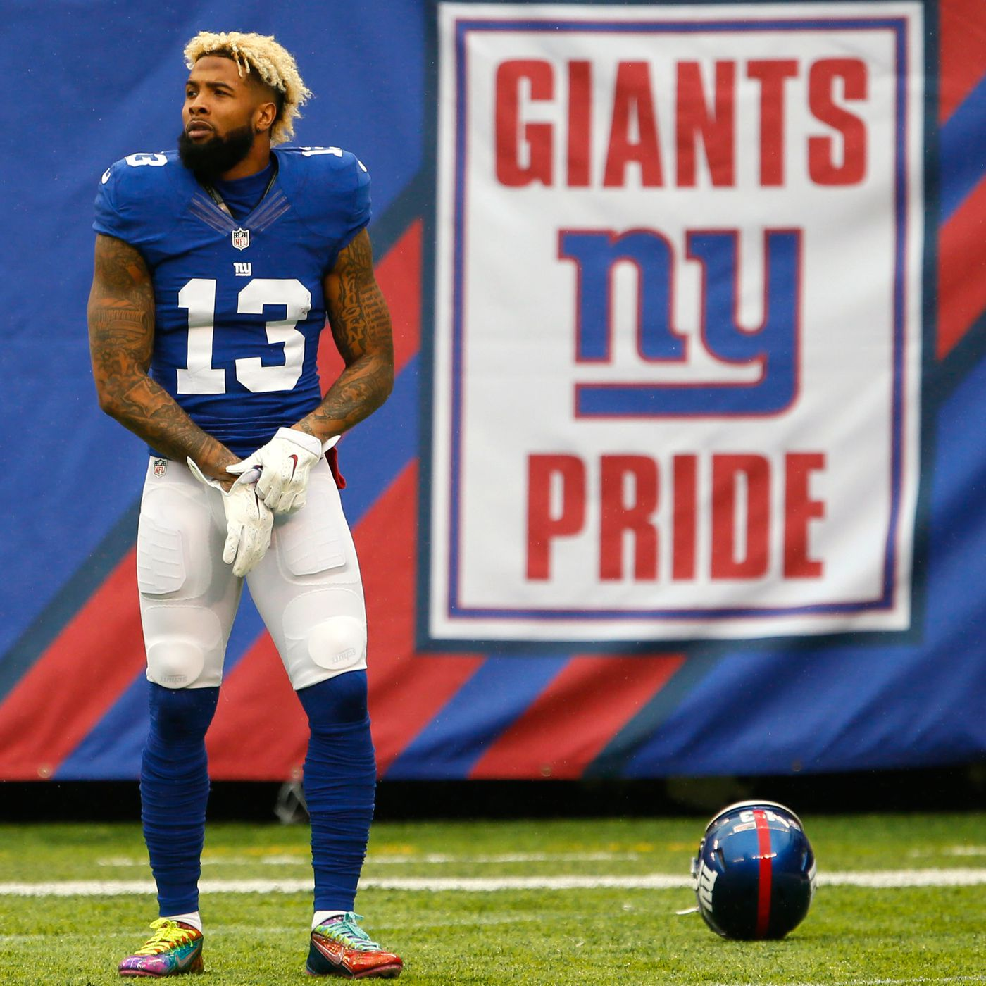 63ec1a3ff Odell Beckham Jr. deserved a mega contract. The Giants made it happen. -  SBNation.com
