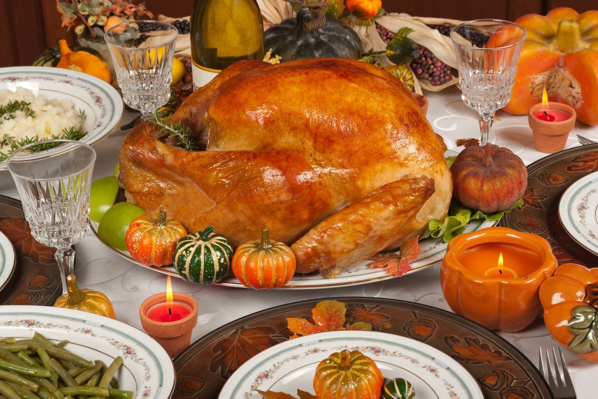 This is a symbol of Thanksgiving. It is a turkey that has been cooked.