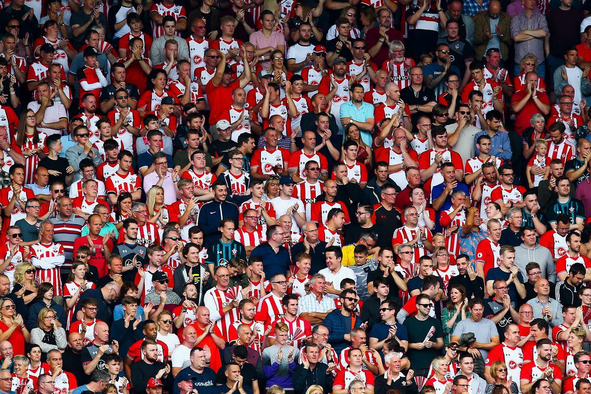 Southampton Saints Coronavirus COVID-19 Premier League football postponed
