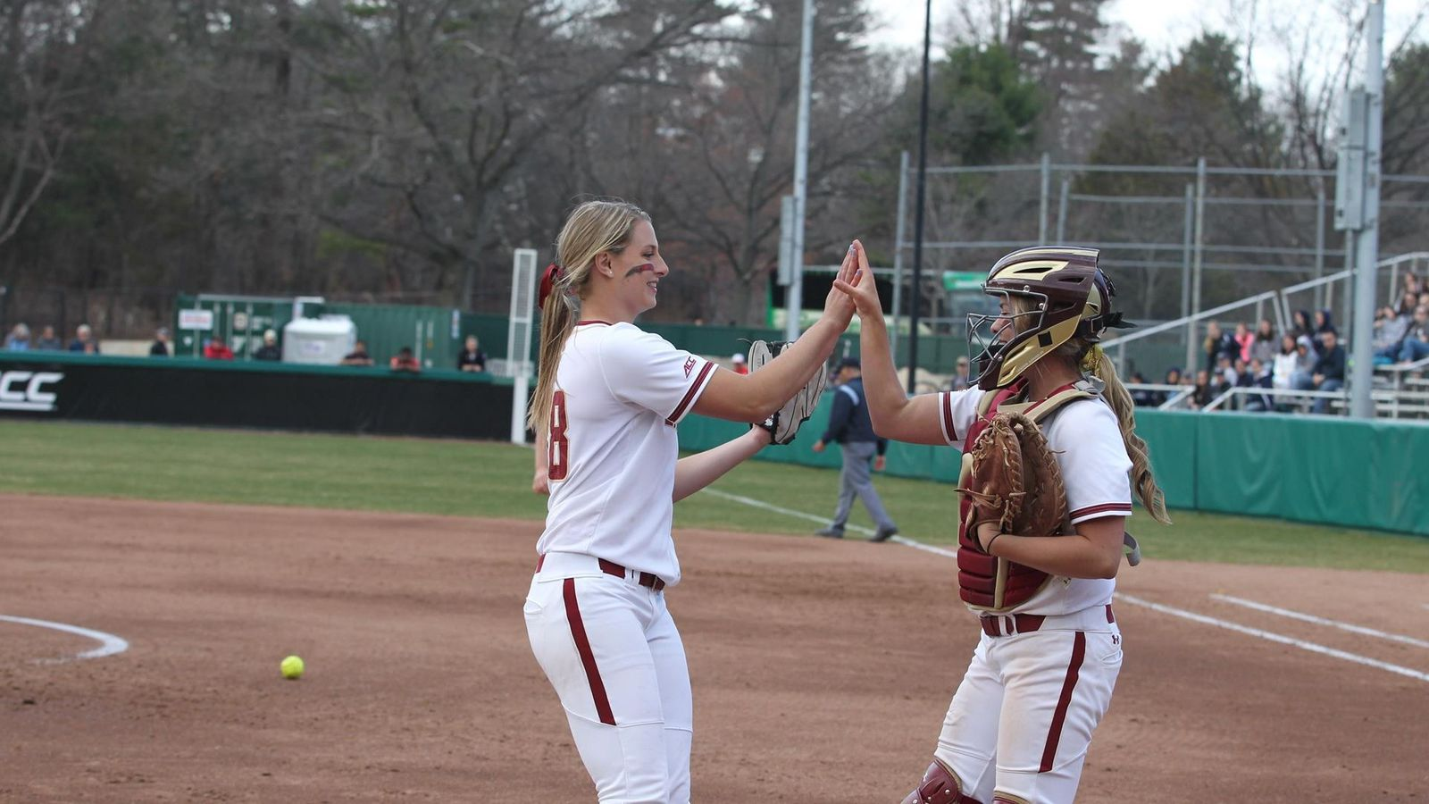 Softball Moves Up To 5th In ACC With Sweep of NCSU