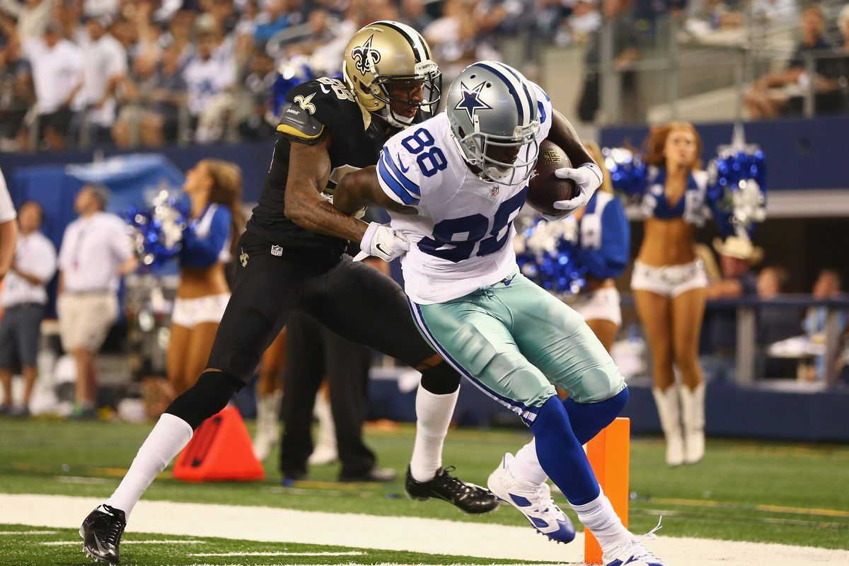 ac68204ca Dez Bryant signs with Saints - Bleeding Green Nation