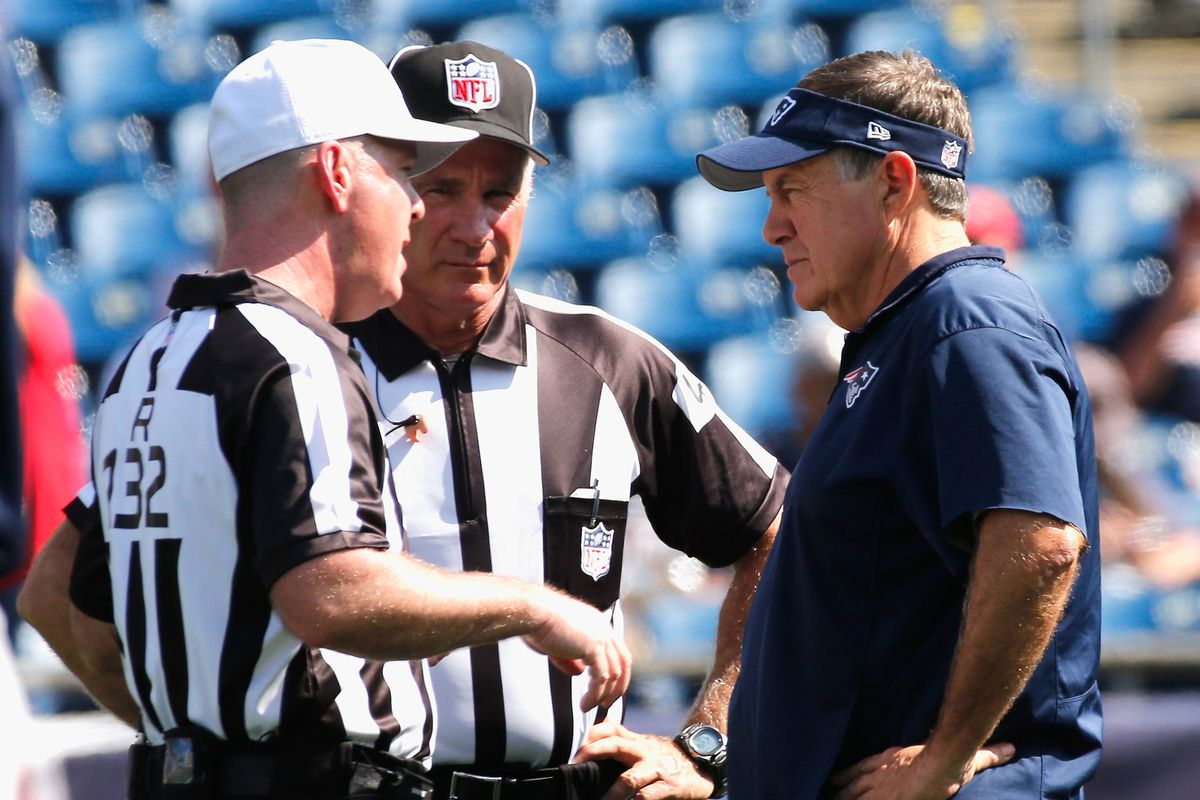 Lets Hold Nfl Refs Accountable Pats Pulpit