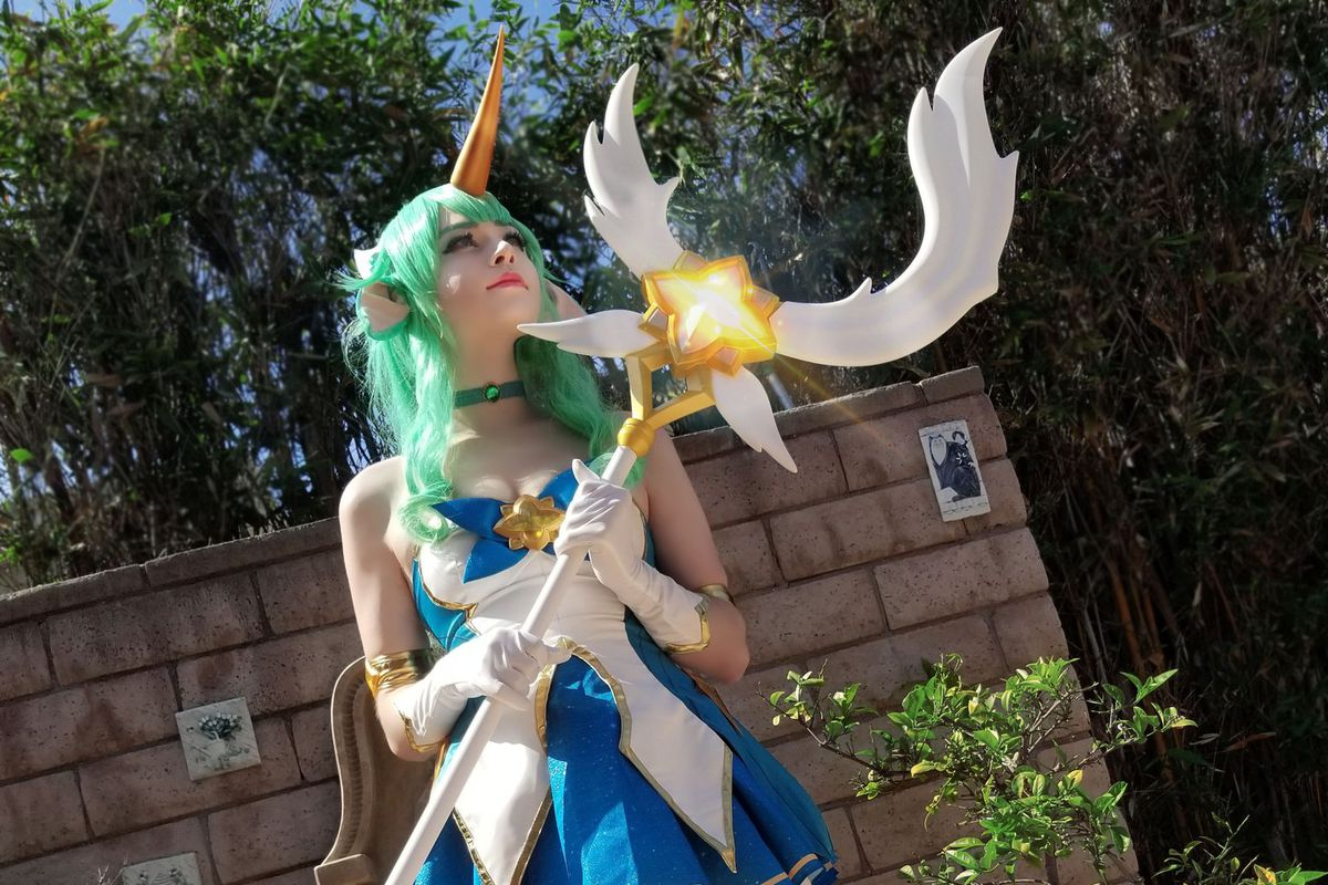 Sneaky S Star Guardian Soraka Cosplay Is What Dreams Are Made Of