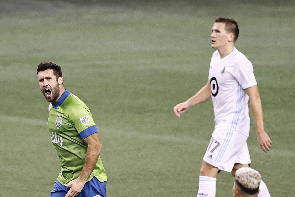 Minnesota United FC v Seattle Sounders: Western Conference Finals - MLS Cup Playoffs