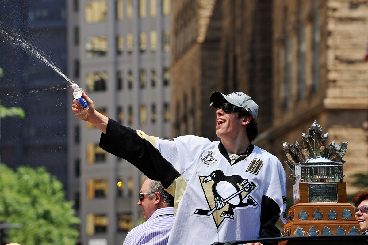 Pittsburgh Penguins Stanley Cup Champion Victory Parade