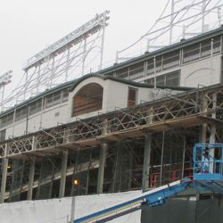 Same scaffolding, another view -
