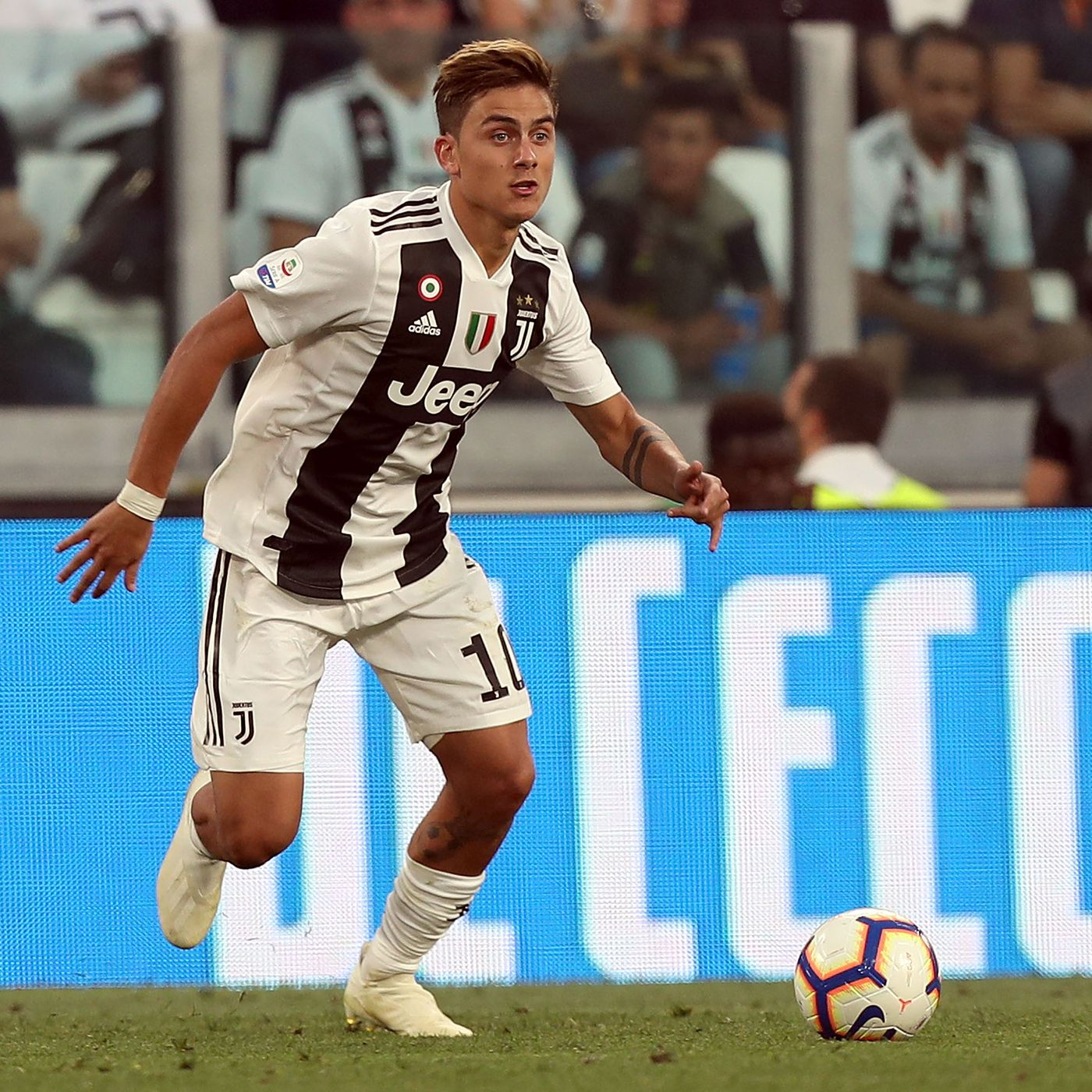 Memo to Max: Get Paulo Dybala closer to goal - Black & White & Read All Over