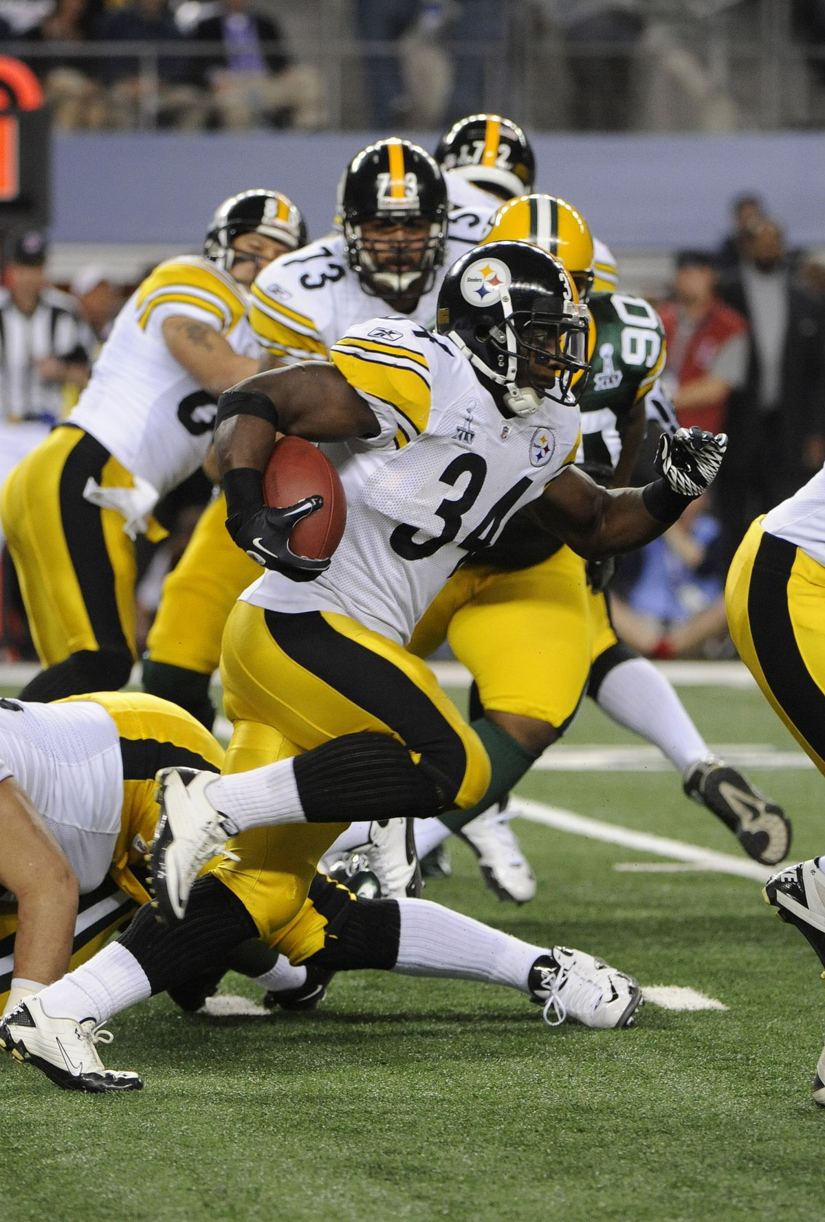 Super Bowl XLV - Pittsburgh Steelers v Green Bay Packers