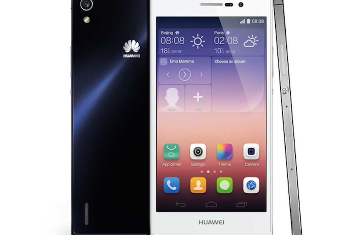 Huawei's 2014 Smartphone Sales Rise by a Third