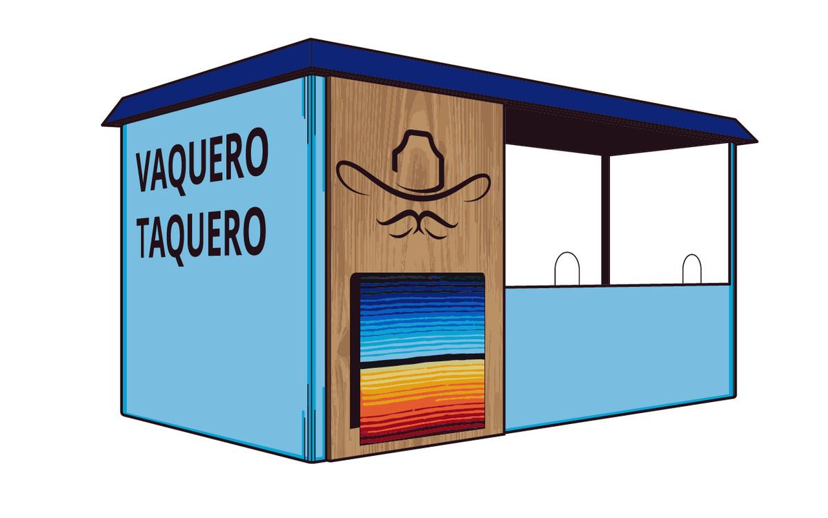 Rendering of Vaquero Taquero's new location
