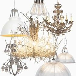 """Light fixture from <a href=""""http://www.collierwest.com/"""">Collier West</a>, which is offering 25%—80% off select merchandise"""