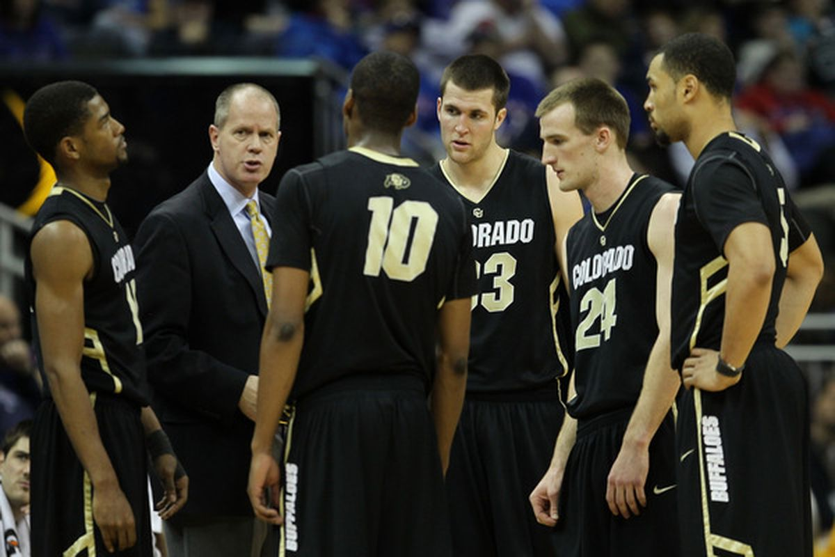 Former Jayhawk basketball team captain Tad Boyle has done as fine a job coaching up the Colorado Buffaloes this year as anyone in the conference.  Friday Boyle and Colorado take one more crack at the Jayhawks in the Big 12 semifinals