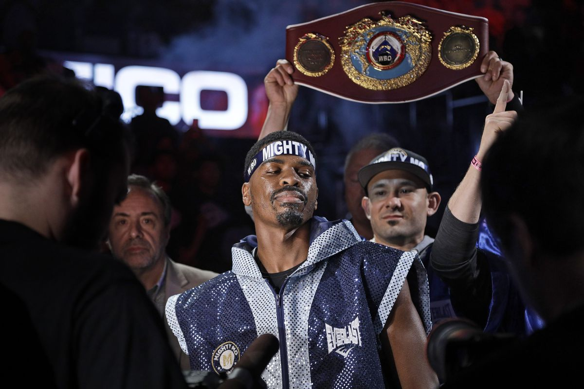Maurice Hooker confident in himself and his team ahead of Ramirez fight