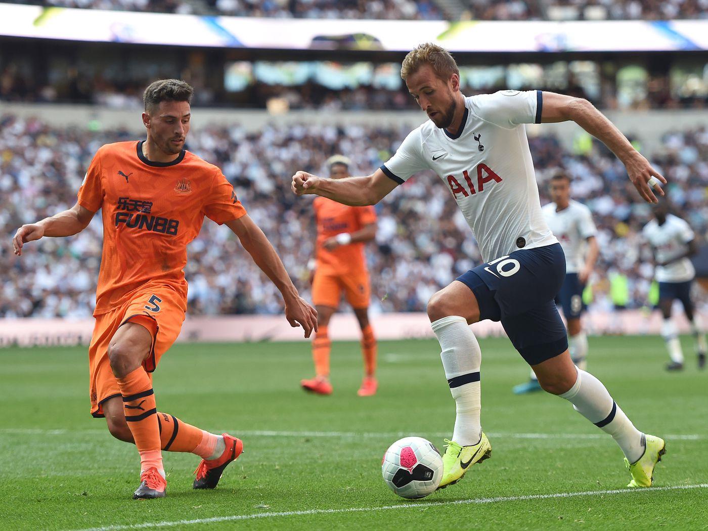 Tottenham Hotspur Vs Newcastle United 2020 Premier League Game Time Tv Channels How To Watch Cartilage Free Captain