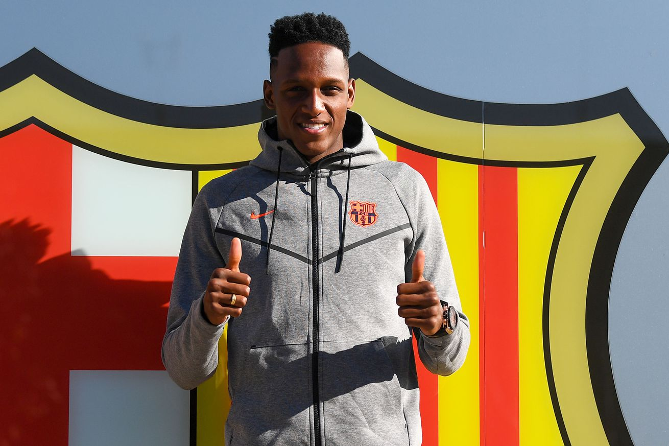 New Barcelona Signing Yerry Mina Was Named After ?Tom and Jerry?