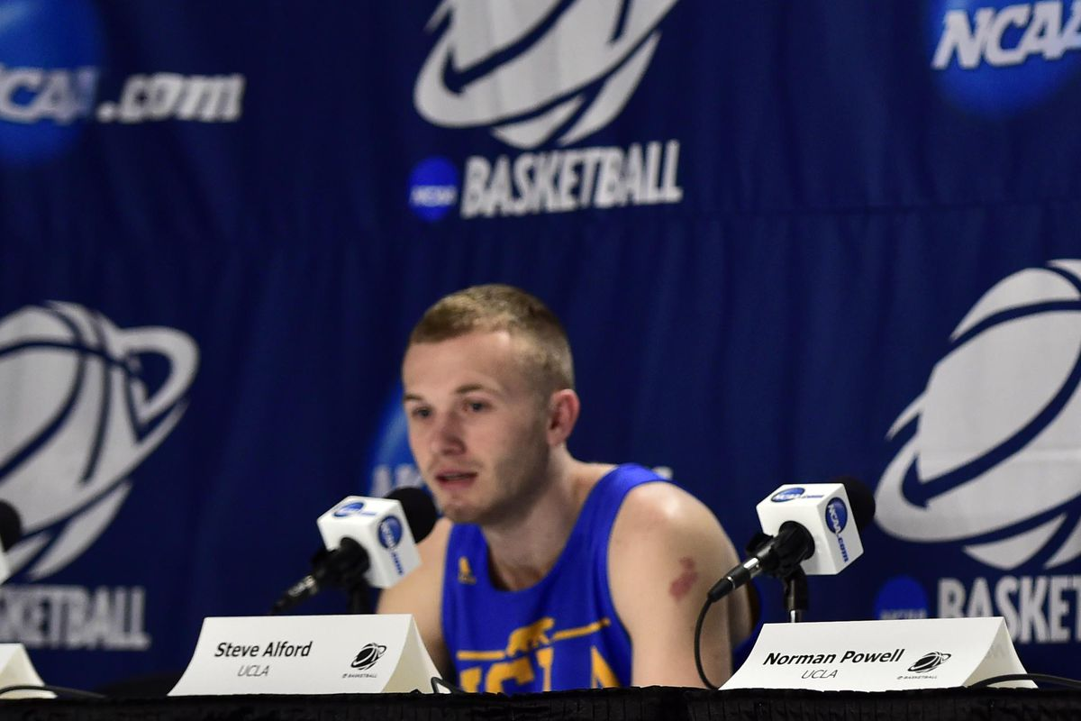 Yes, Bryce could still do an NCAA tourney news conference this year.
