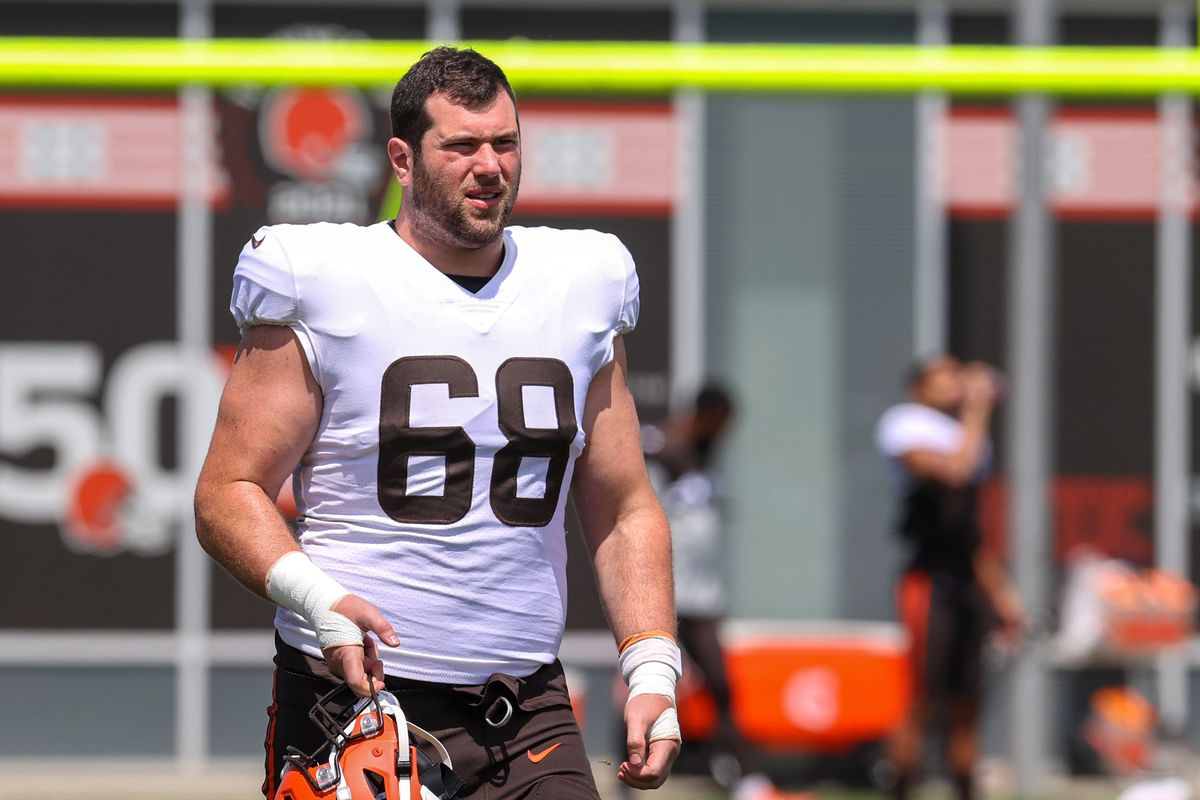 NFL: AUG 03 Cleveland Browns Training Camp
