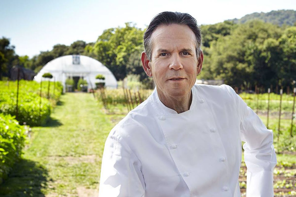 thomas keller was born october 14 Tom keller: america's super chef  new york city, november 5, 2007 the youngest of five boys, thomas keller was born on october 14, 1955 at camp pendelton in oceanside, california to edward, a marine drill instructor, and betty keller, a restaurant manager.