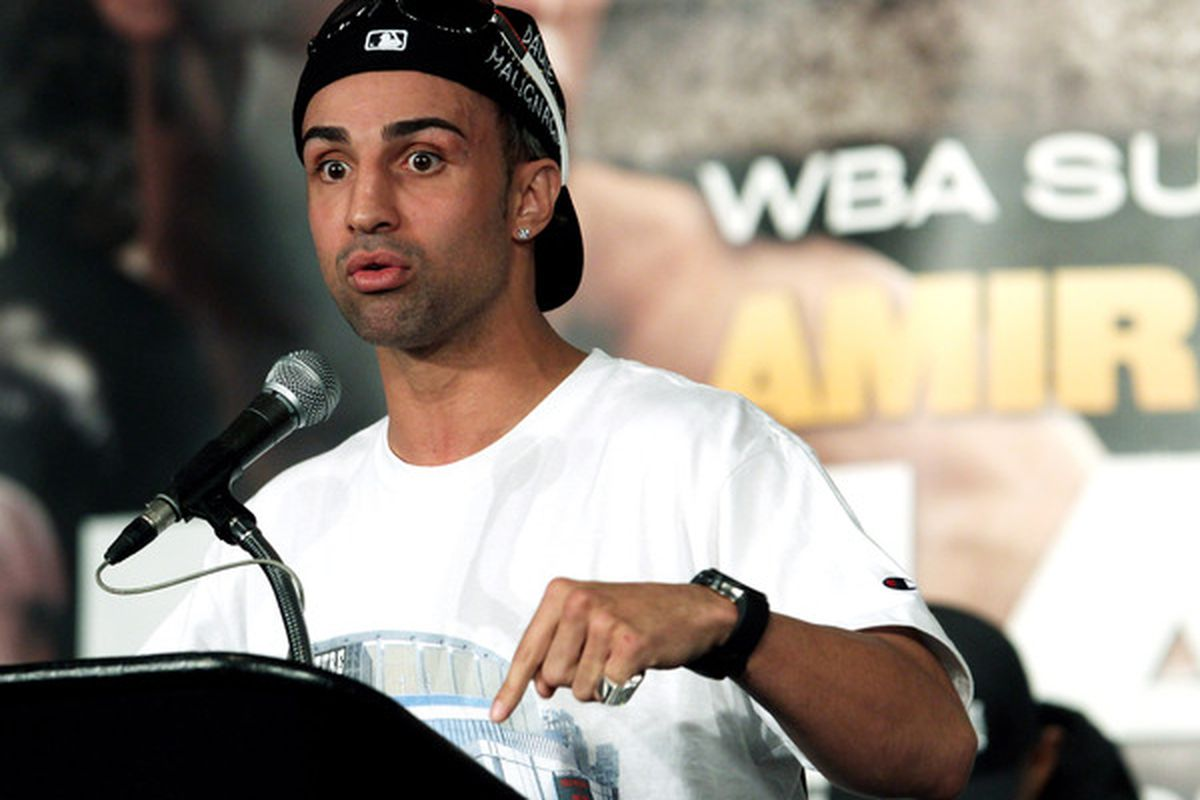 Paul Malignaggi could be back in action on the Hopkins vs Dawson undercard. (Photo by John Gichigi/Bongarts/Getty Images)