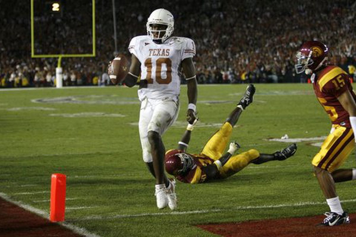 Espn ranks 2005 texas longhorns as best national champion of past 20