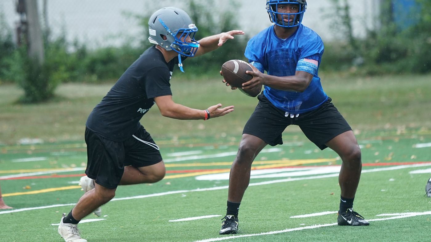 New stadium, high expectations for Taft football