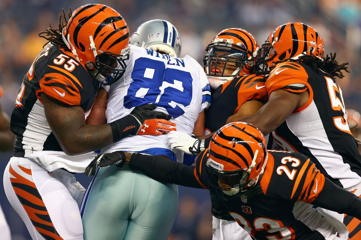 Cincinnati Bengals v Dallas Cowboys