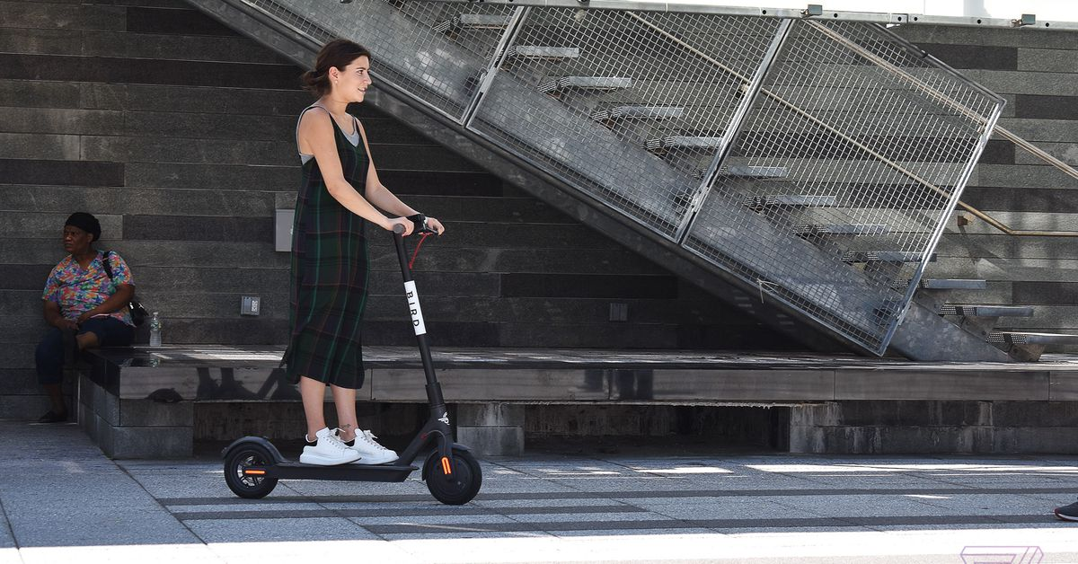 photo of New York City selects Bird, Lime, and VeoRide for its coveted e-scooter pilot image