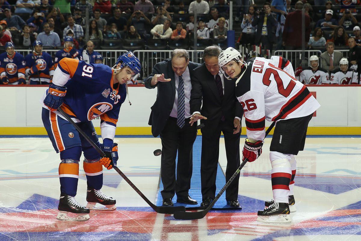Islanders' future, Brooklyn's present, Devils' soon-to-be-past