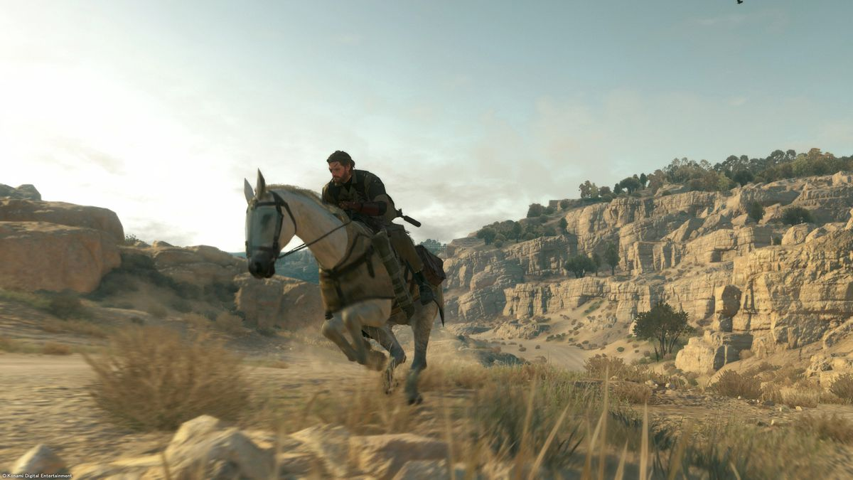 Metal Gear Solid V: the one-month review | The Verge