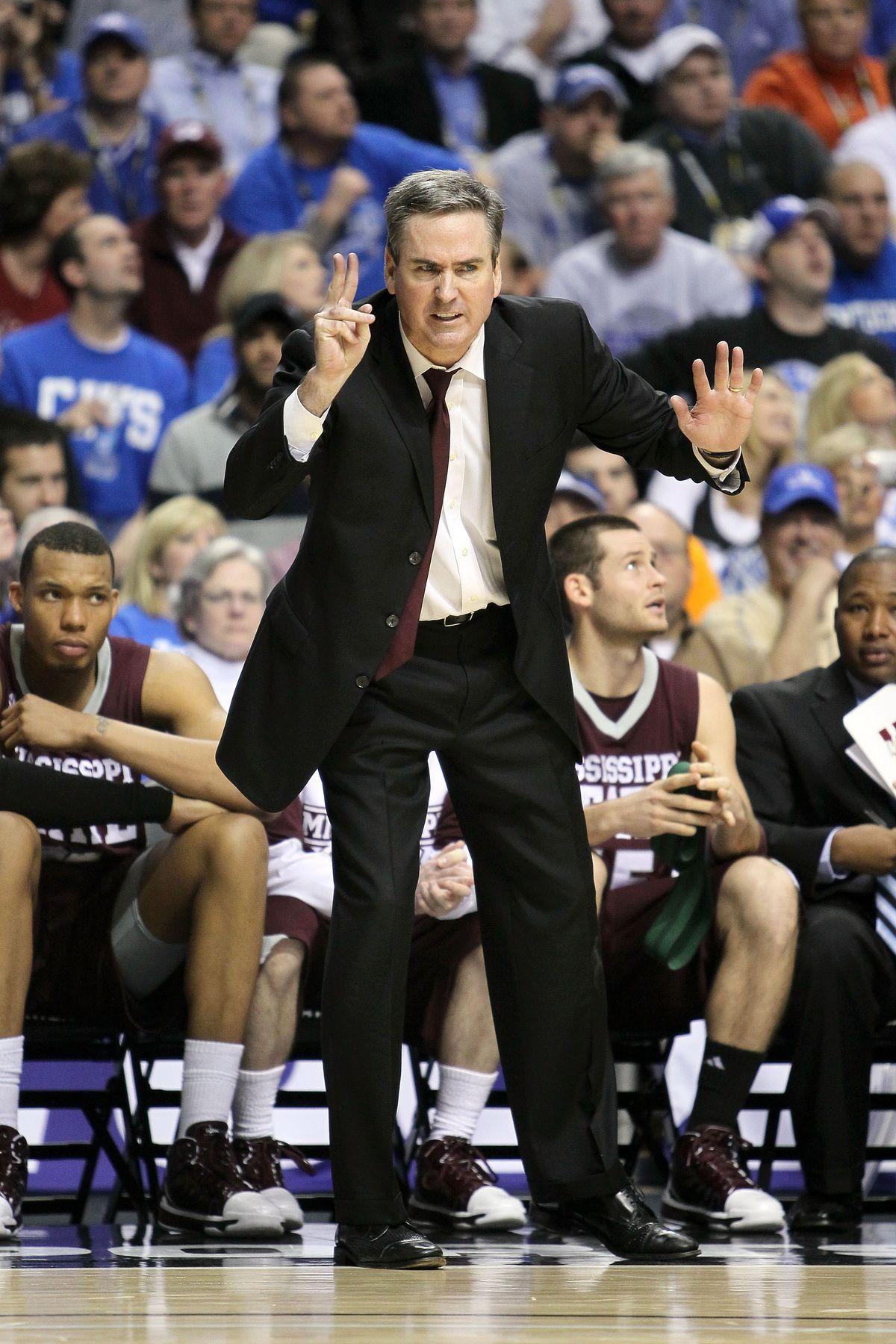 SEC Basketball Tournament - Mississippi St. v Kentucky