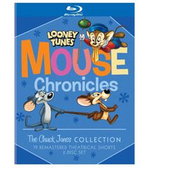 """""""Looney Tunes Mouse Chronicles: The Chuck Jones Collection"""""""