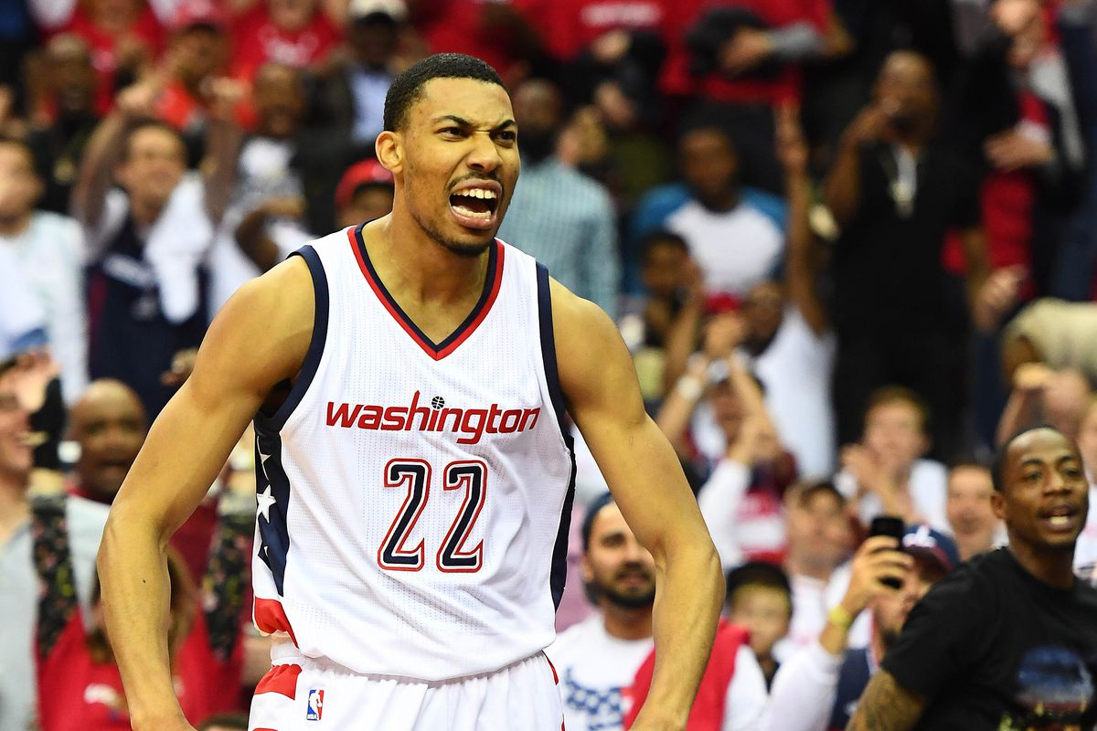 Wizards match Nets' $106 million offer for forward Otto Porter Jr
