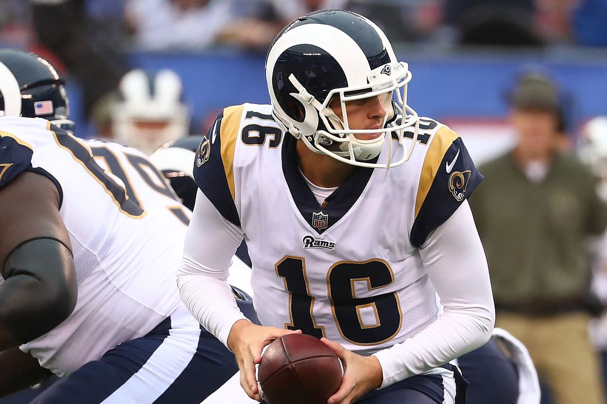 ae175e5124d Los Angeles Rams vs New York Giants: Report Card All Smiles