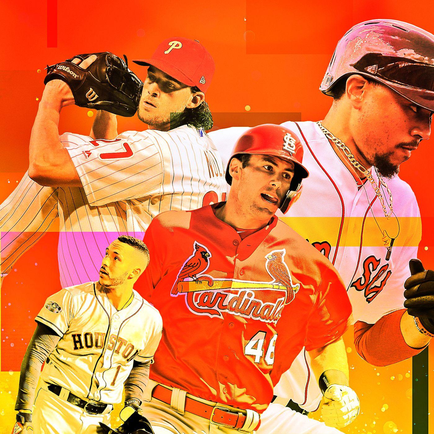 d30d762ead4 The Houston Astros Top the 2019 MLB Preseason Power Rankings - The Ringer