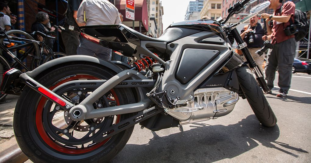 First Harley Davidson: Harley-Davidson's First Production Electric Motorcycle