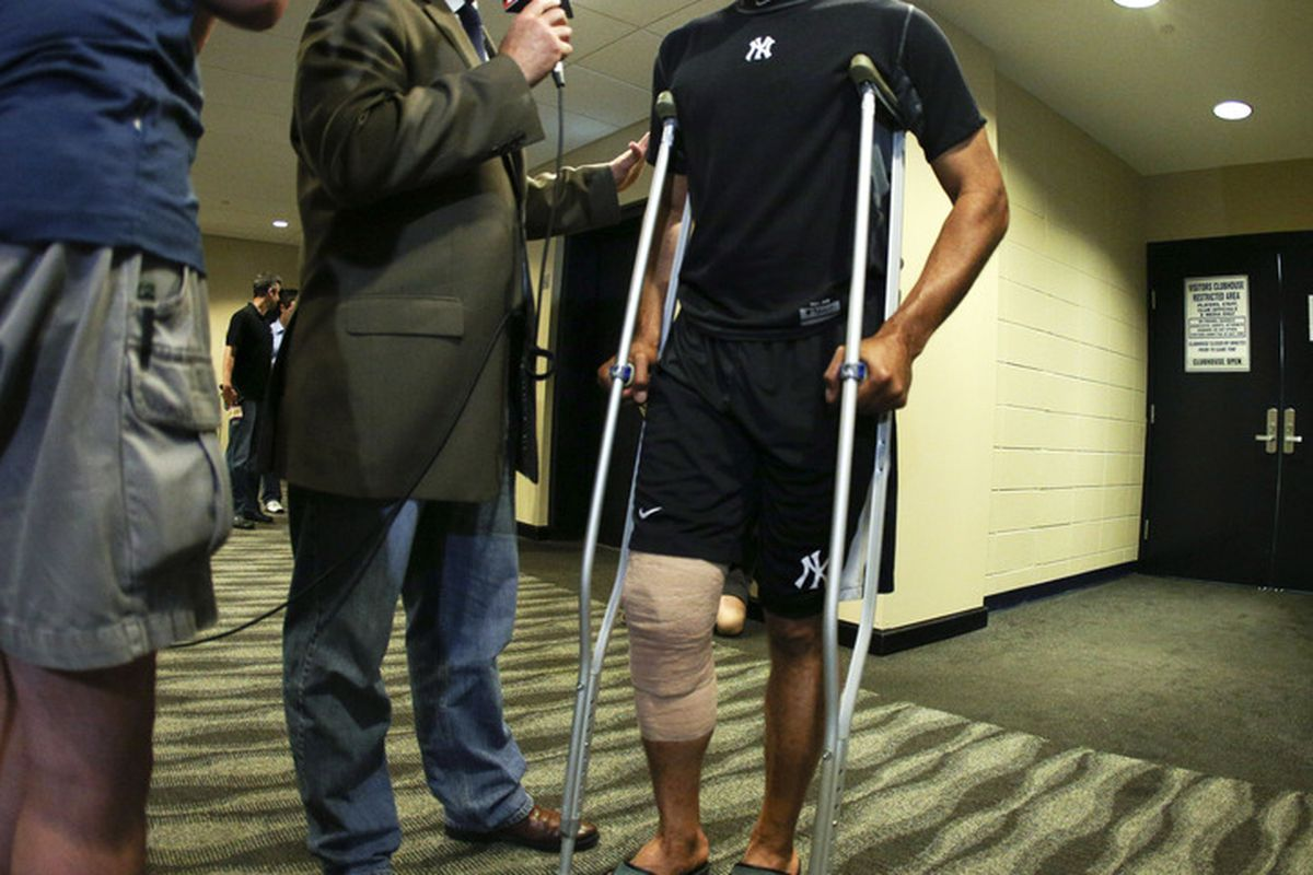 Hopefully we don't have to see Mo like this for too long.