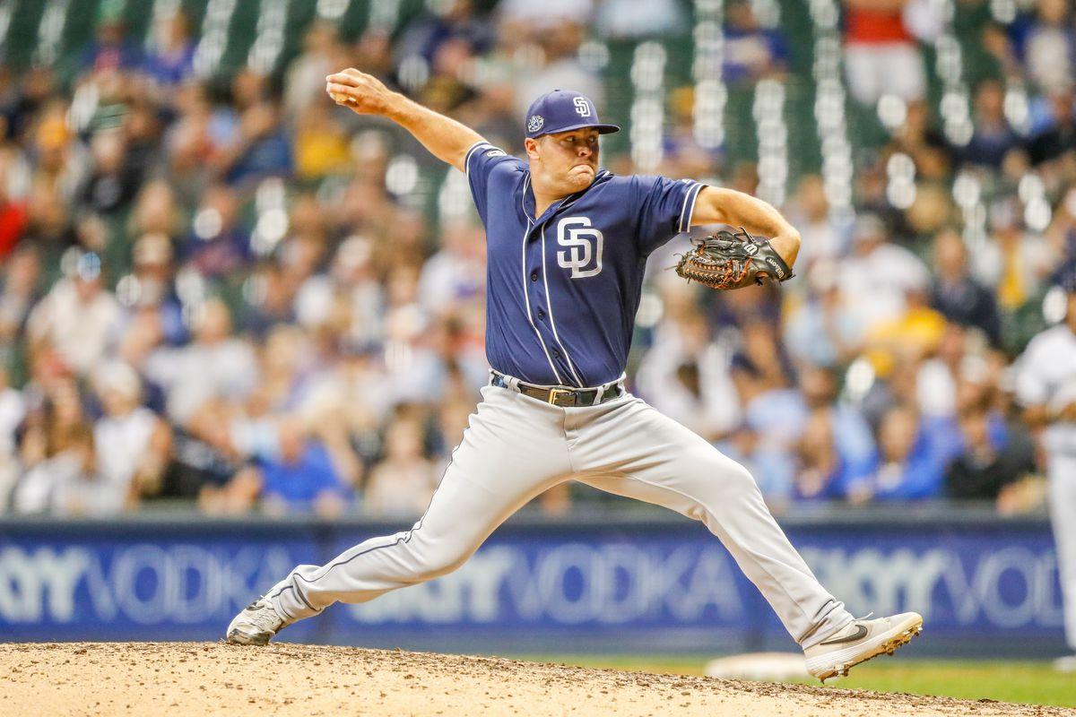 MLB: SEP 17 Padres at Brewers