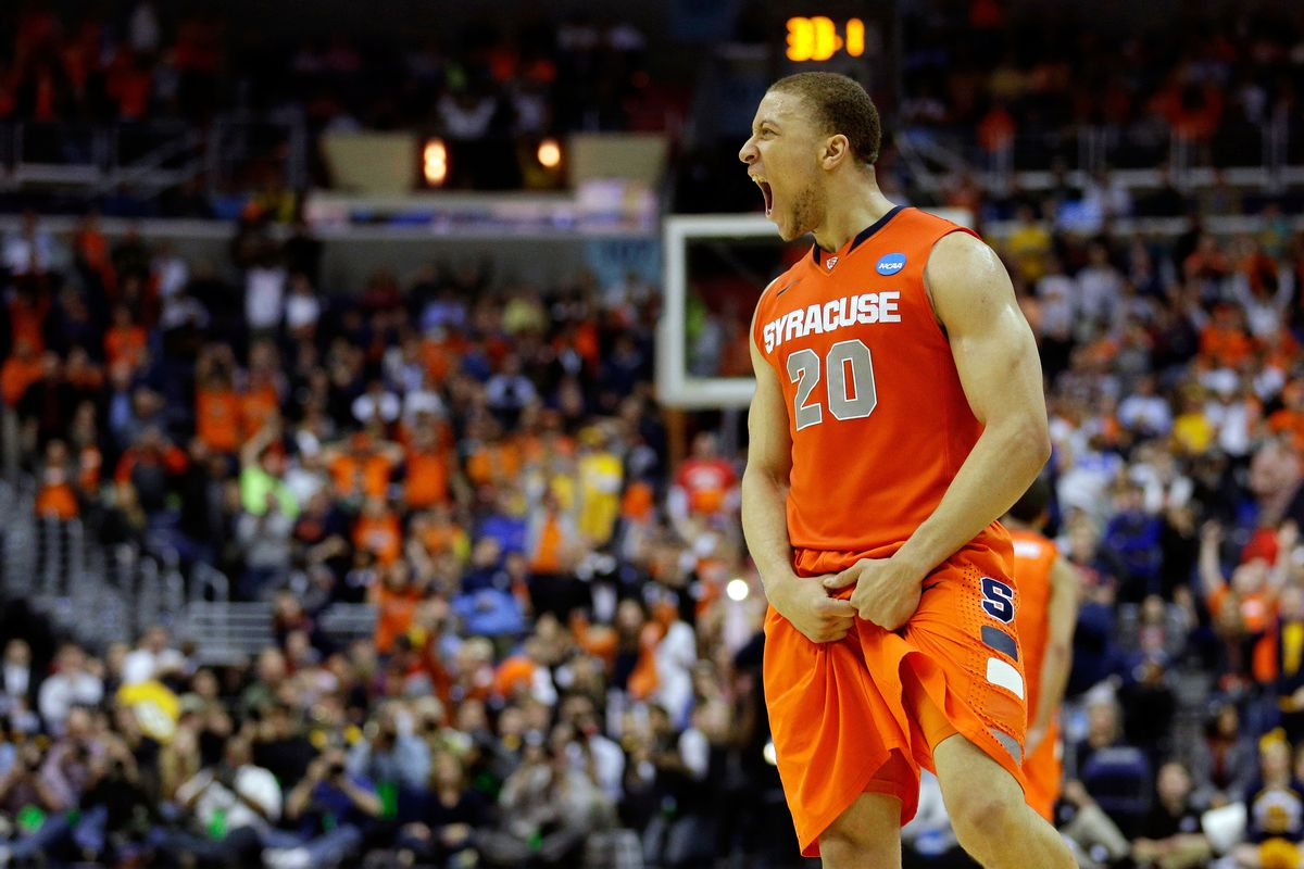 2013 Final Four Brandon Triche Says Syracuse Has Mismatches At