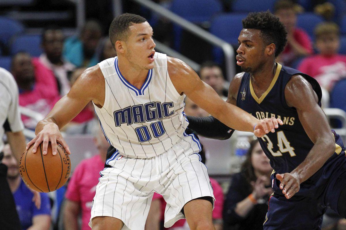 NBA: Preseason-New Orleans Pelicans at Orlando Magic