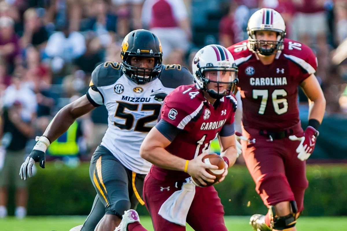 Connor Shaw and South Carolina: next year's Homecoming opponent?