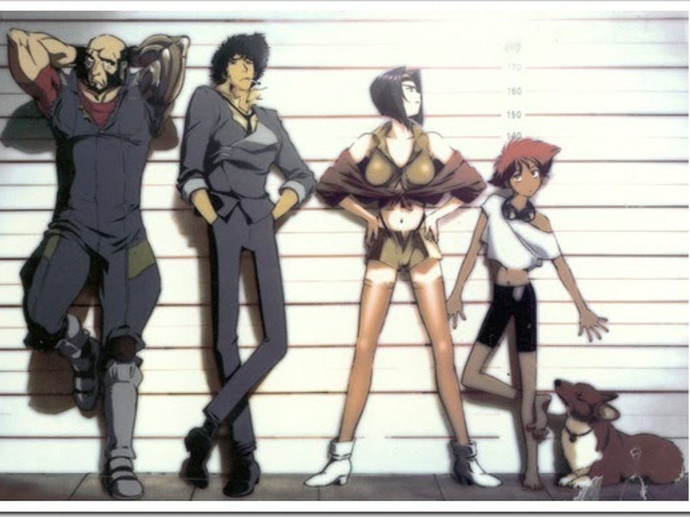Netflix is making a live-action version of classic anime Cowboy Bebop - The  Verge