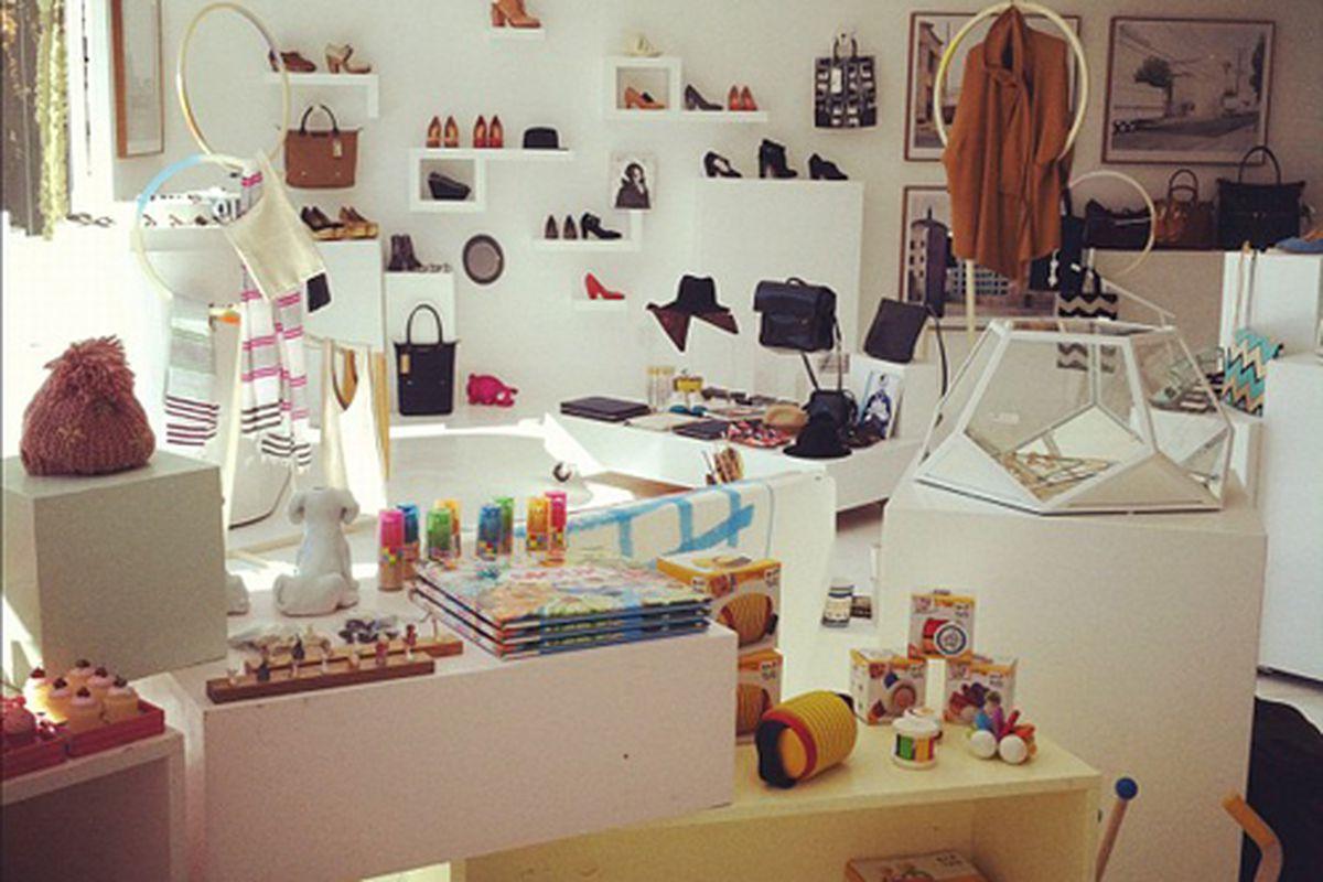 "Tenoversix reveals light store facelift on <a href=""http://instagr.am/p/GzBdVCi2VW/"">Instagram</a>."