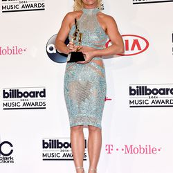 Britney Spears in Charbel Zoe Couture