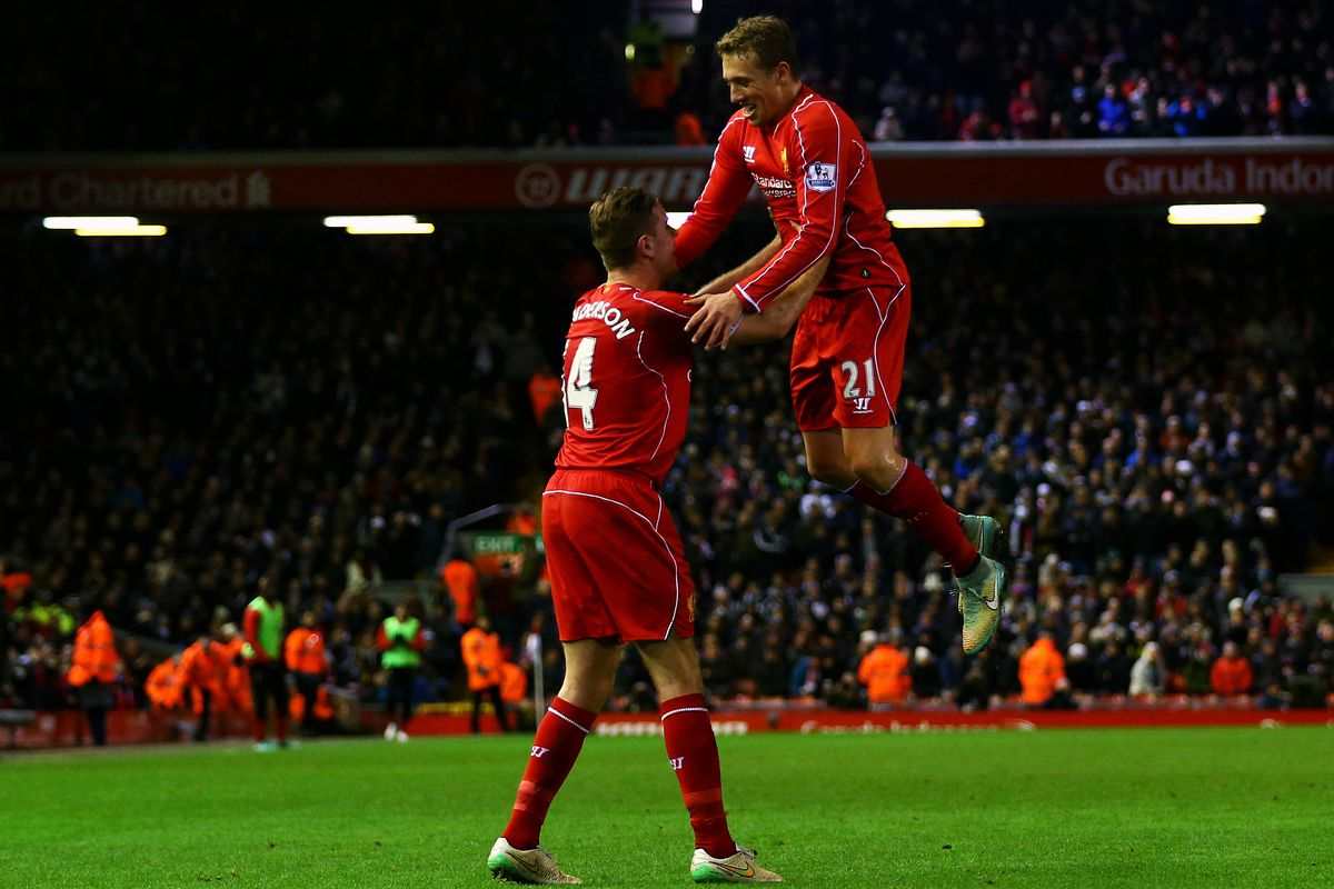 The fans always knew a match was in the bag when Hendo and Lucas took a moment to practice their Dirty Dancing routine