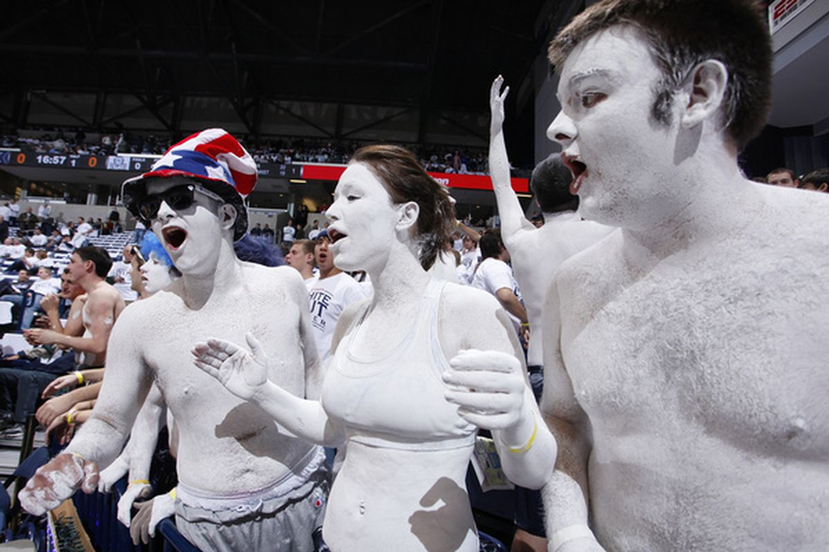 I guess painting yourself white is another option.