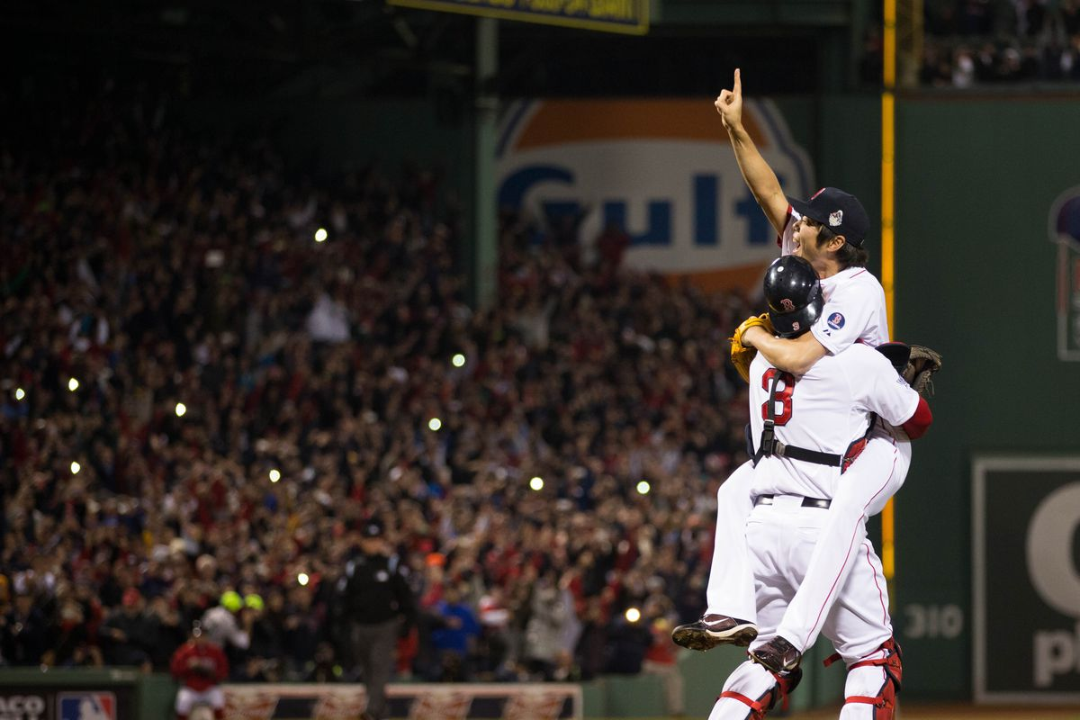 2013 World Series Game 6: St. Louis Cardinals v. Boston Red Sox